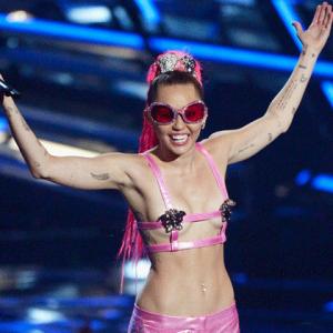 MTV VMAs 2015 Miley Cyrus