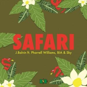 j balvin safari