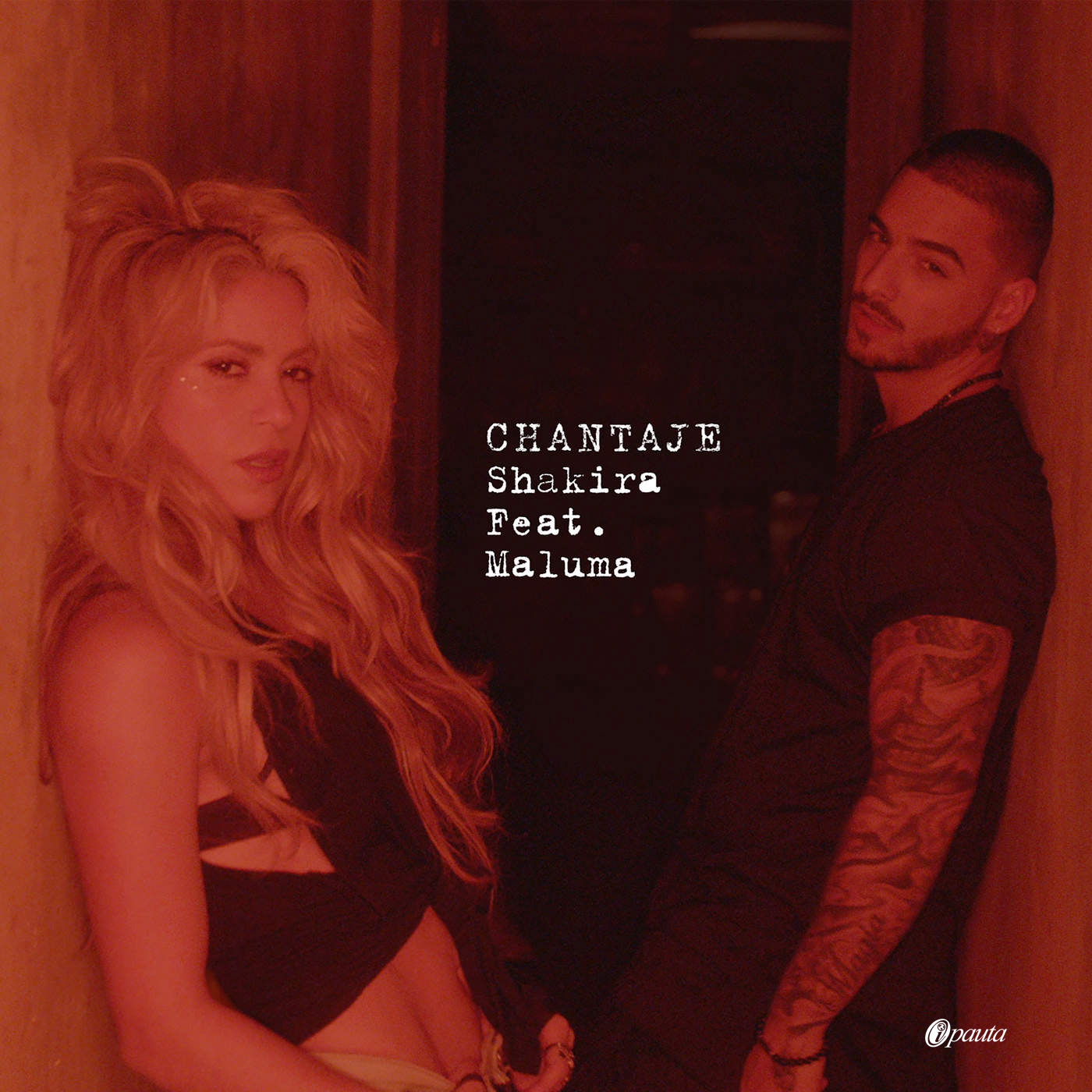 Shakira-Ft.-Maluma-Chantaje-Cover-iPauta