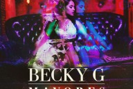 Becky_G-Mayores_(Featuring_Bad_Bunny)_(Cd_Single)-Frontal